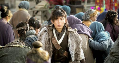 吴磊领衔奇星记播放两日破亿成流量担当 不羁少年追梦江湖