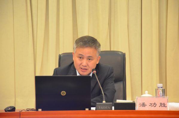 潘功胜副行长赴湖南宣讲2017年中央一号文件精神