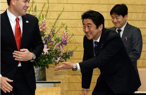 安倍又搞事:重启安保谈判 欲与美澳印合围中国