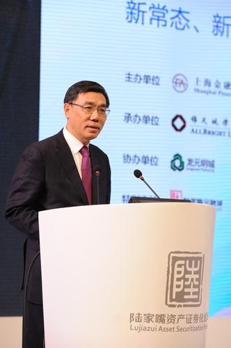 姜建清:银行资产证券化的作用与发展